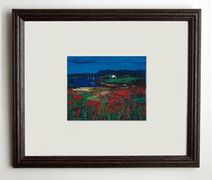 Poppies Plockton