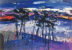 Winter, Loch Awe