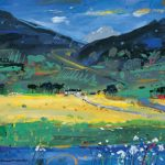 Glencoe Painting Scottish Artist