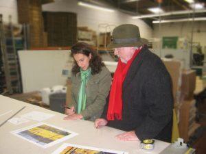 Nicola & Hamish MacDonald - 2008