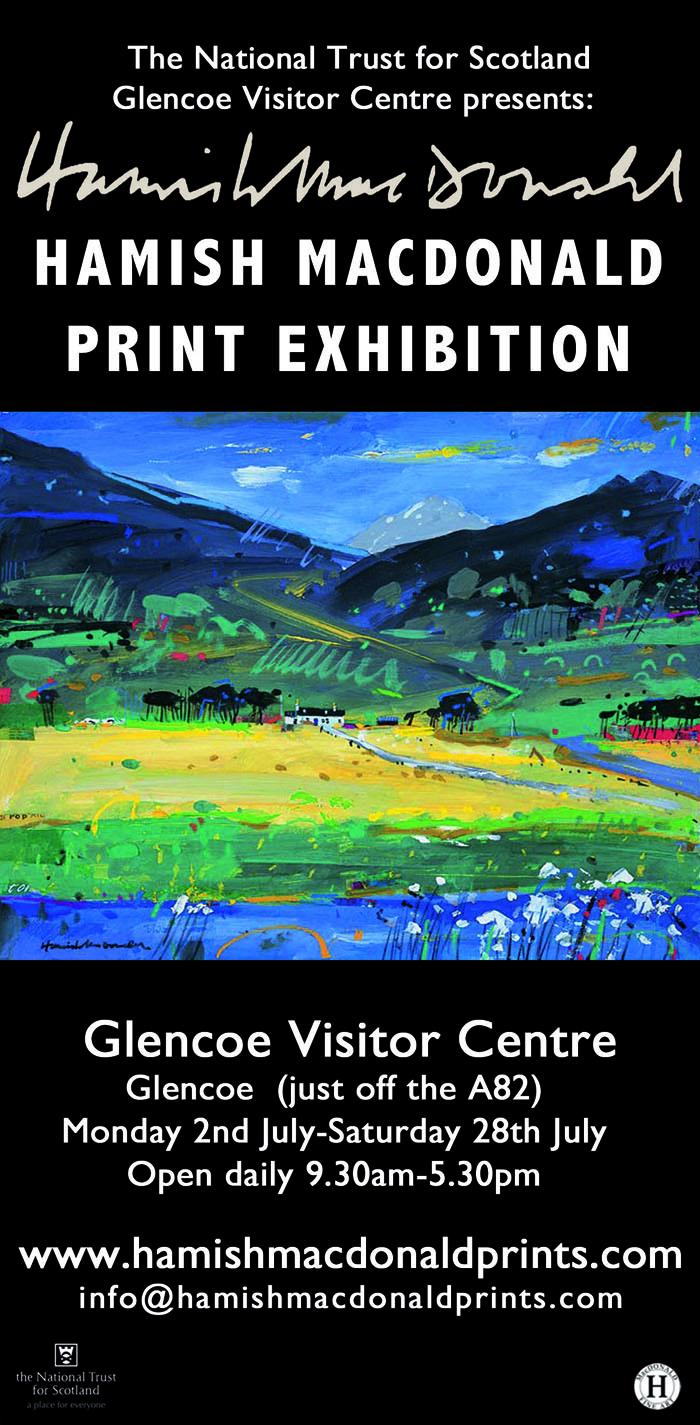Glencoe Exhibition July 2012
