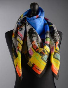 Bespoke Scarf and Cushion Collection!
