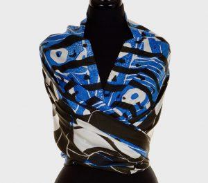 'Siesta' Luxury Silk Scarf Collection