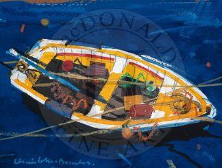 Yellow Boat Crail